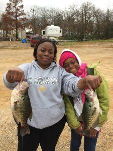 Lake Fork crappie fishing trip 12-15-15