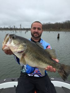 10lb plus Lake Fork bass fishing with DSP Guide Service