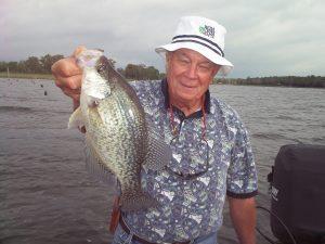 Lake Fork Crappie Fishing