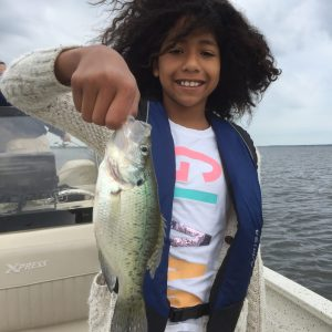 Lake Fork Crappie Fishing Guides